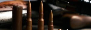 different types of firearm ammunition